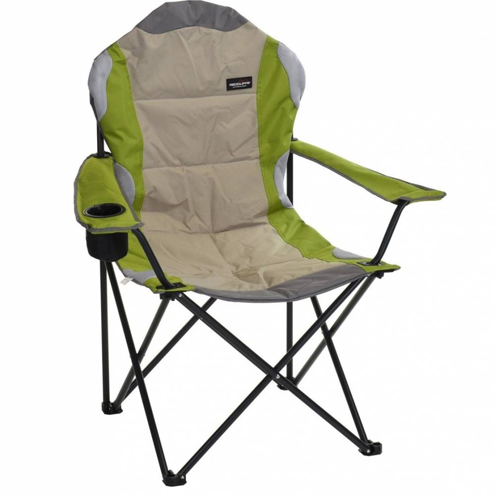 Skladacia stolička Redcliffs, zelená