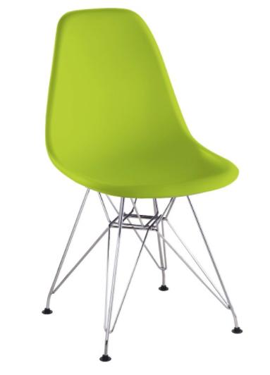 Jedálenská stolička Anisa New   Farba: Zelená