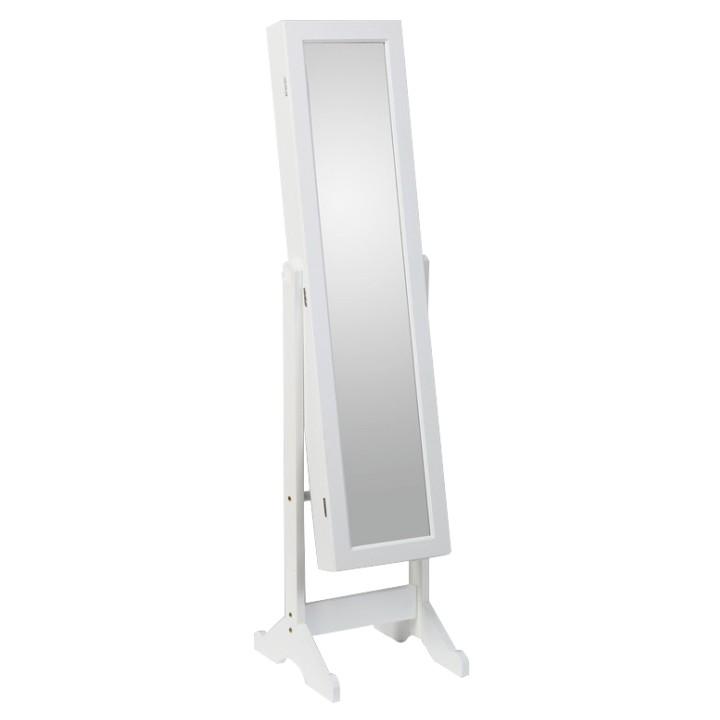 Zrkadlo FY13015-3, biela, MIROR