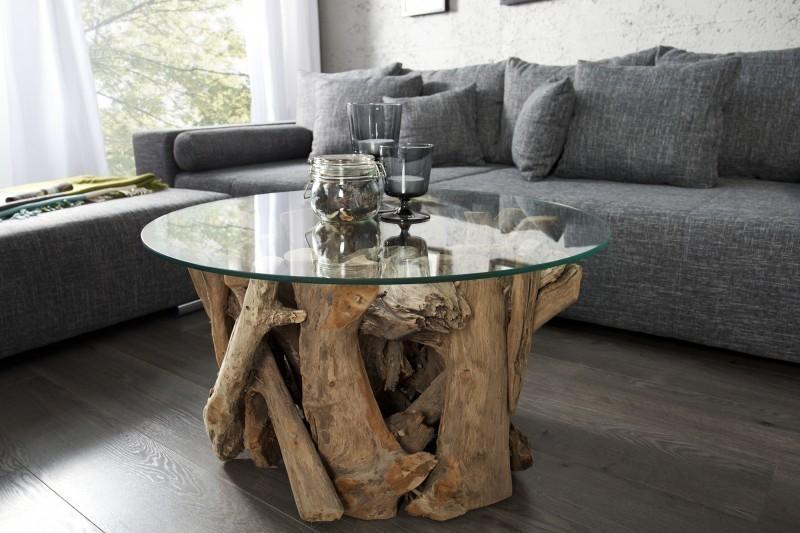 Konferenčný stolík NATUR - prírodná