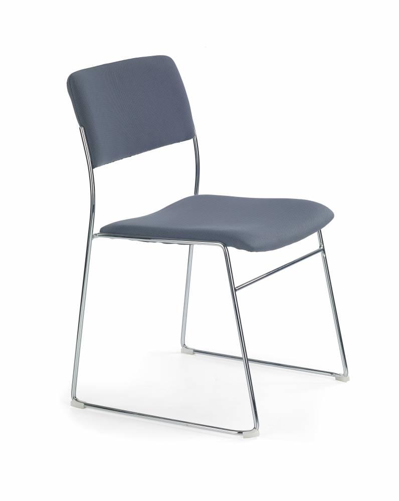 Konferenčná stolička Vito (sivá)