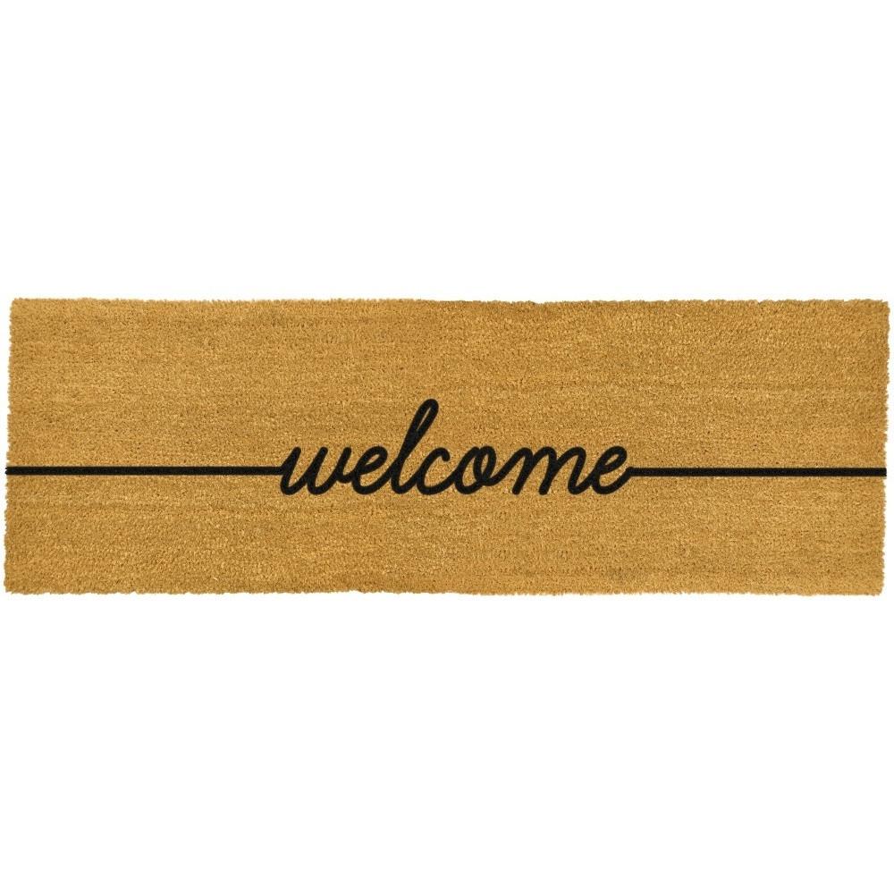 Dlhá rohožka Artsy Doormats Welcome, 120x40cm