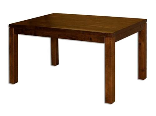 ST172 Jedálenský stôl rozkladací, 1 krídlo 160x90-G4