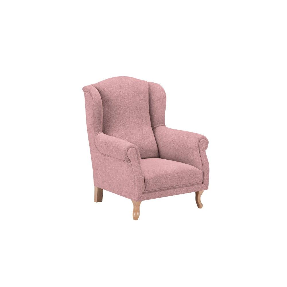 Ružové detské kresielko KICOTI Comfort