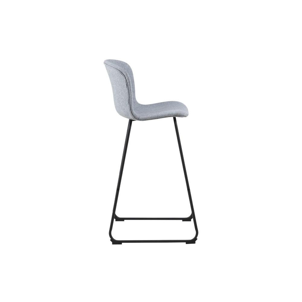 Biela barová stolička Interstil Story