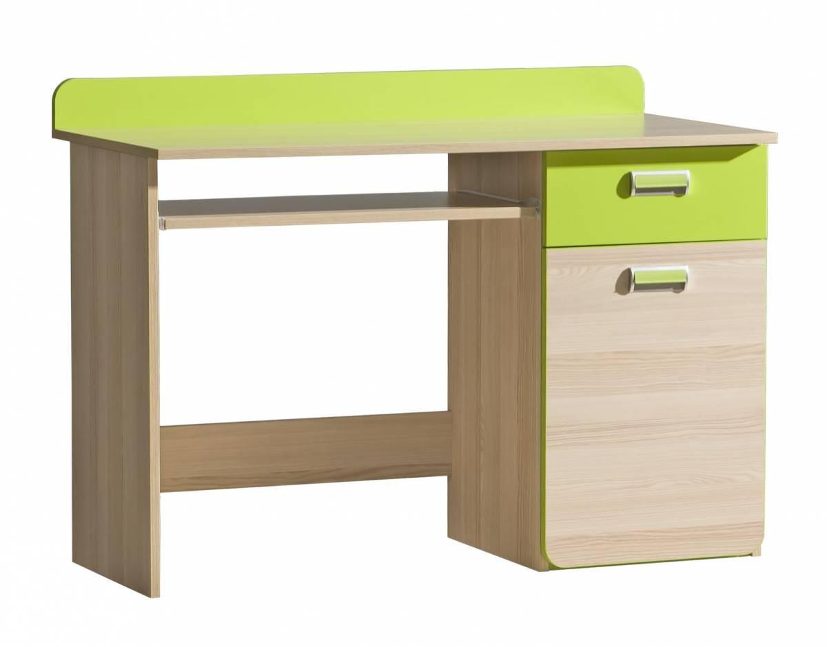 PC stolík L10 (zelená)