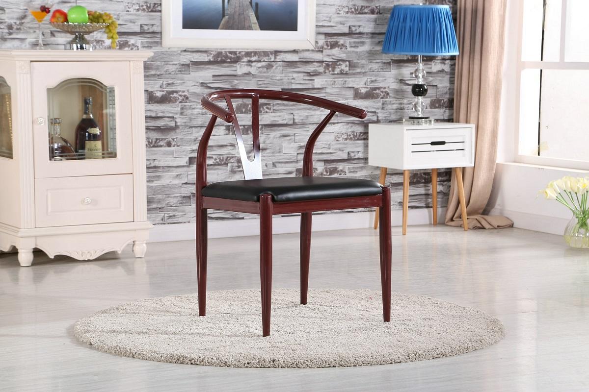 BISTRO jedálenská stolička, hnedá