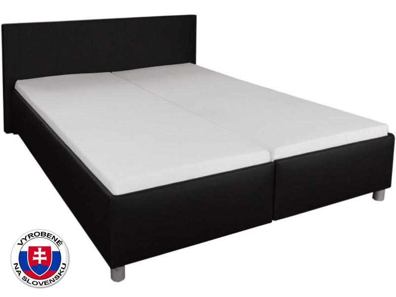 Manželská posteľ 180 cm Alena (so 7-zónovým matracom lux)