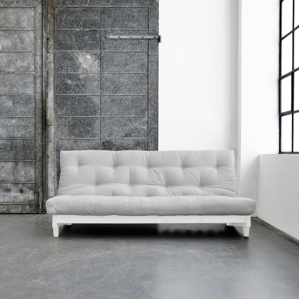 Variabilná pohovka Karup Fresh White/Light Grey