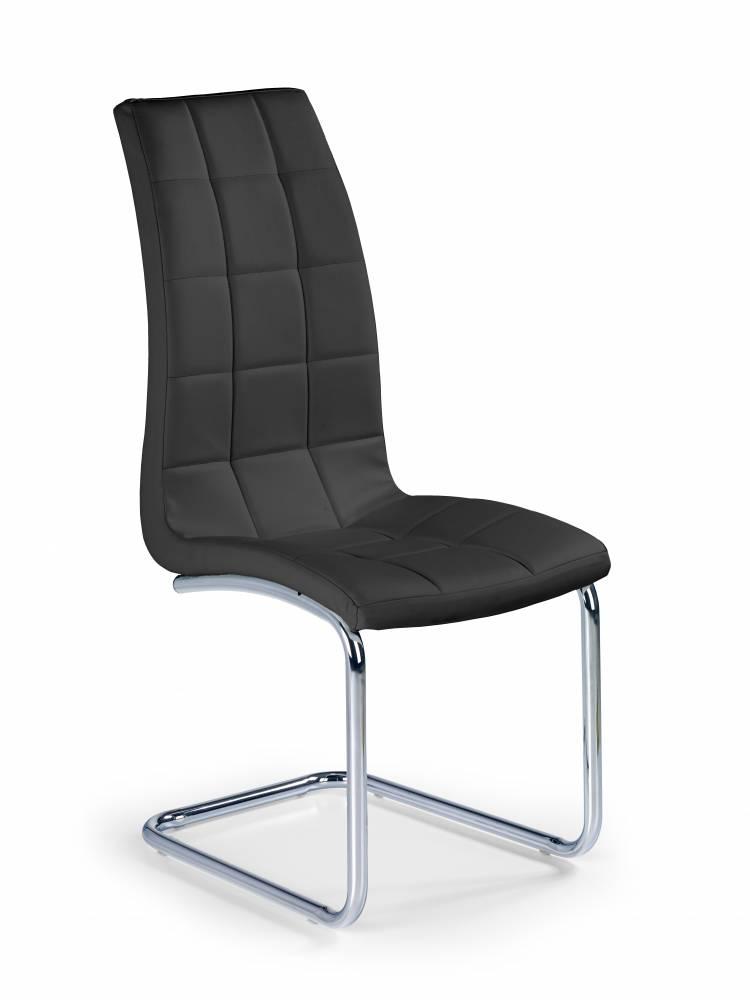 Jedálenská stolička K147 (čierna)