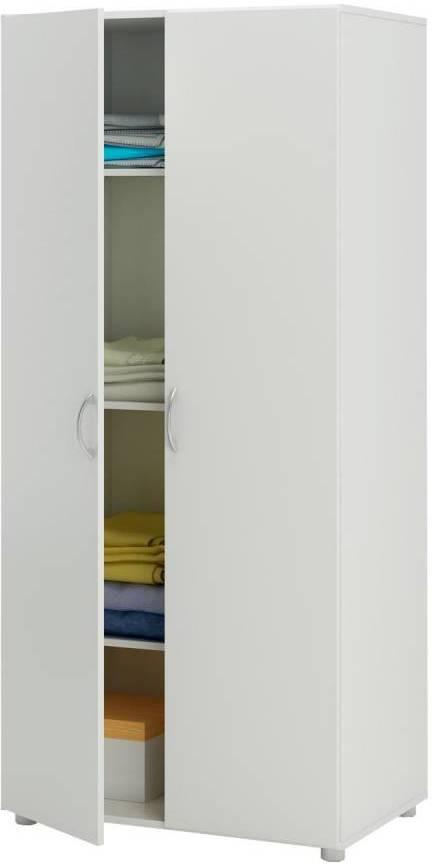 Skriňa dvojdverová 175062 biela