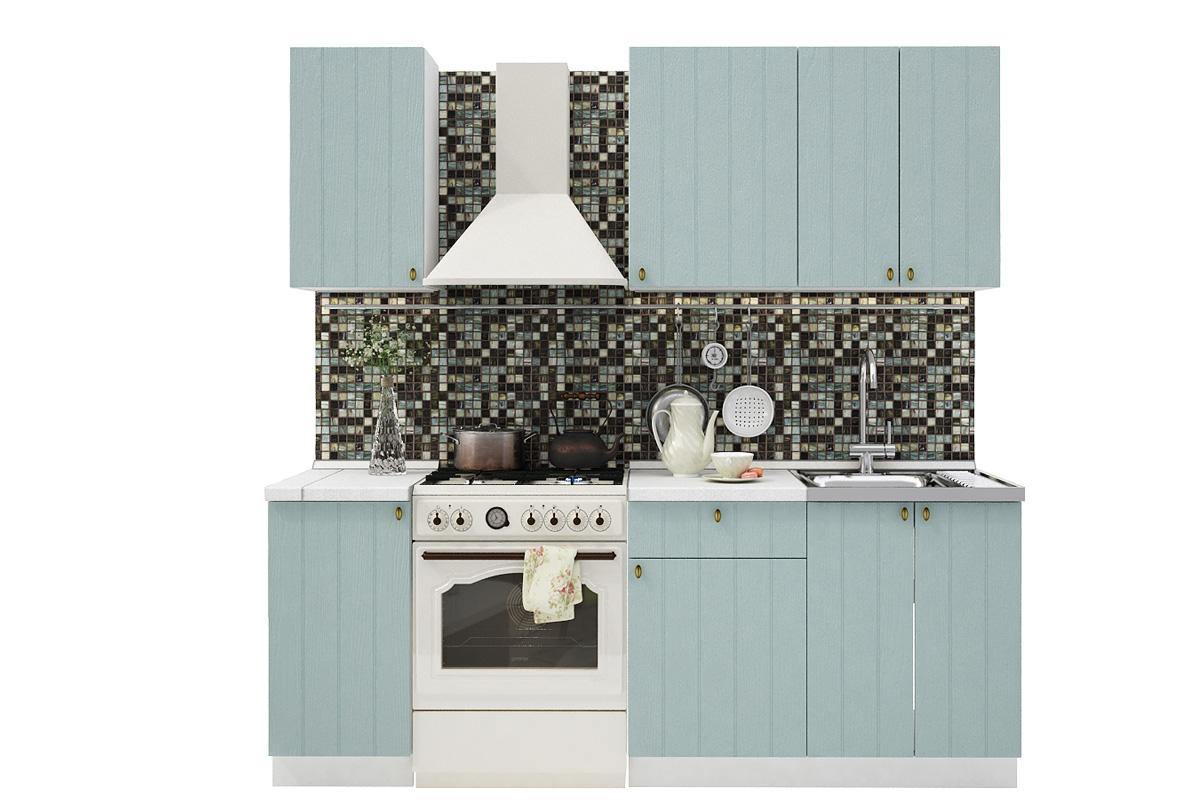 PROVENSAL 150 kuchynská zostava morská modrá