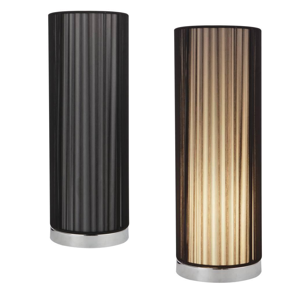 [lux.pro]® Elegantná stolová lampa – nočná lampa - Paris / 1 x E14