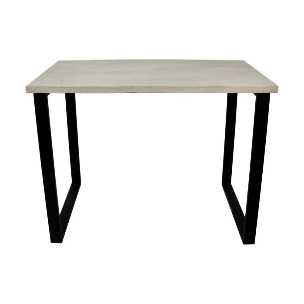 Odkladací stolík z kovu a mangového dreva HSM collection Marbles