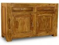 Furniture nábytok  Masívna komoda / príborník z Palisanderi  Baktáš  110x45x90 cm