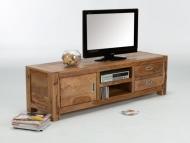 Masivny Tv stolík 170x50x50