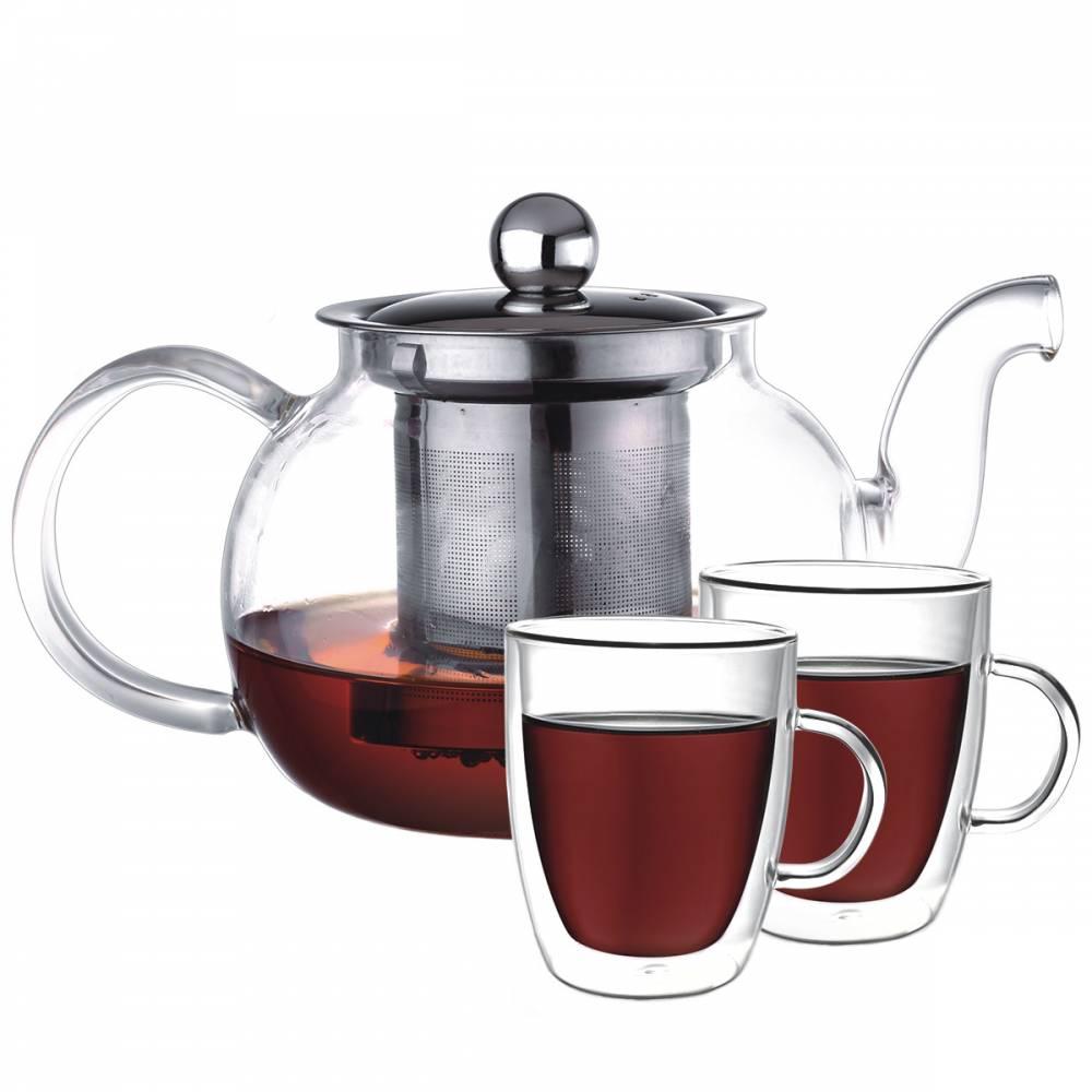 4Home Čajová sada Tea time Hot&Cool