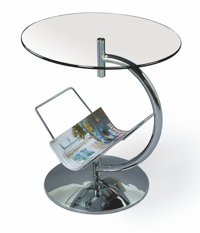 Konferenčný stolík Alma číra