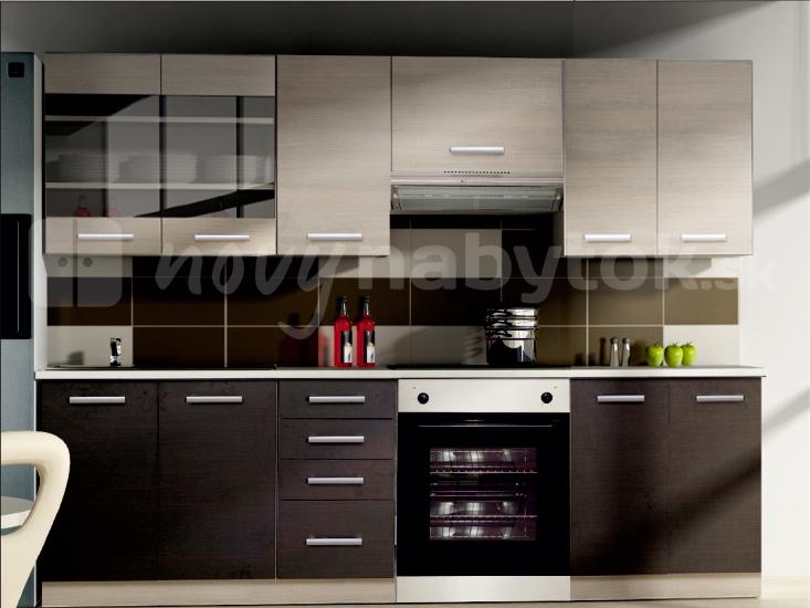 Kuchyňa Chamonix 240 cm