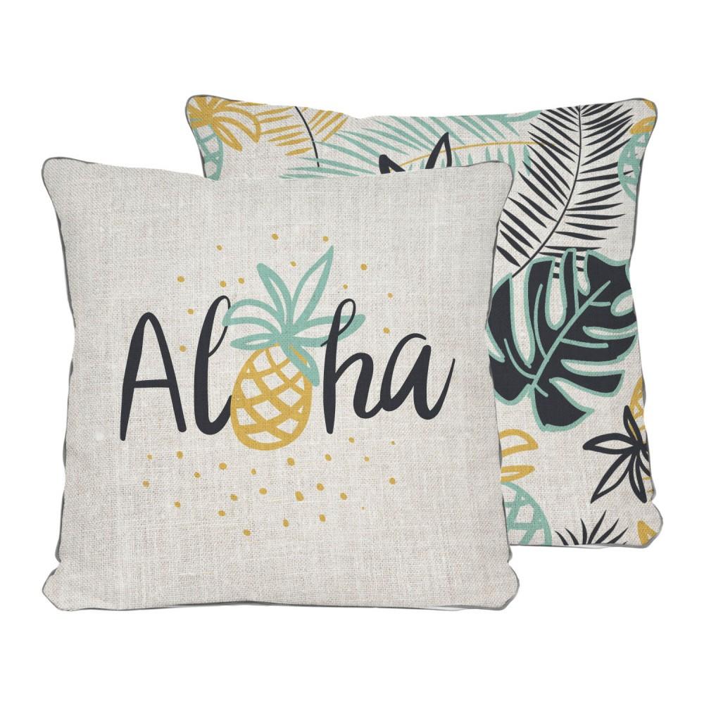 Vankúš Surdic Aloha, 45×45 cm