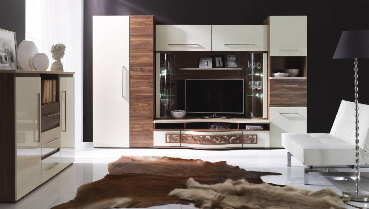 ABSOLUTE základná obývacia stena