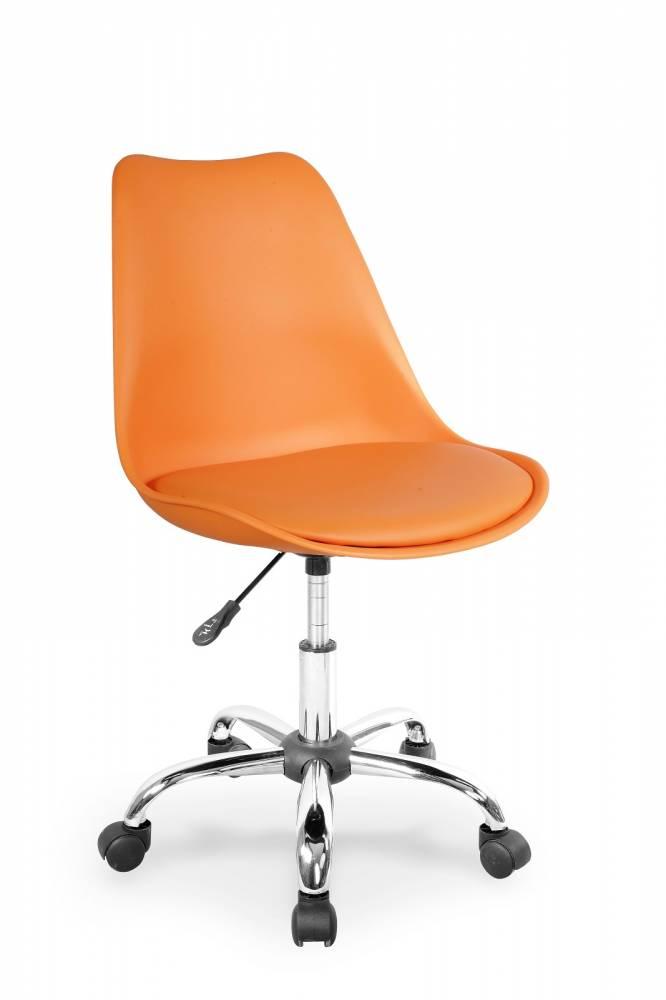 Detská stolička Coco pomarančová