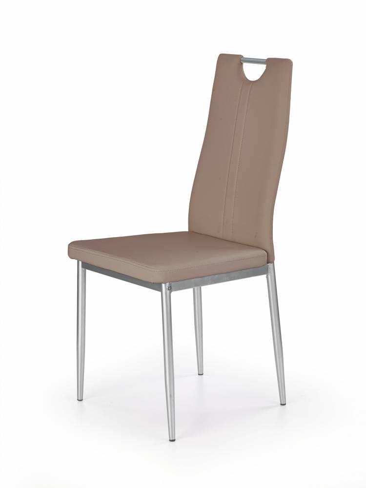 Jedálenská stolička K202 (cappuccino)