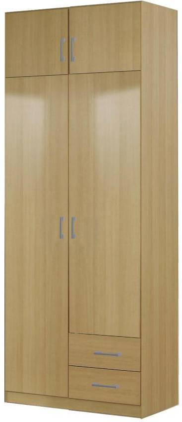Skriňa ESO  2 dverová 11521 buk