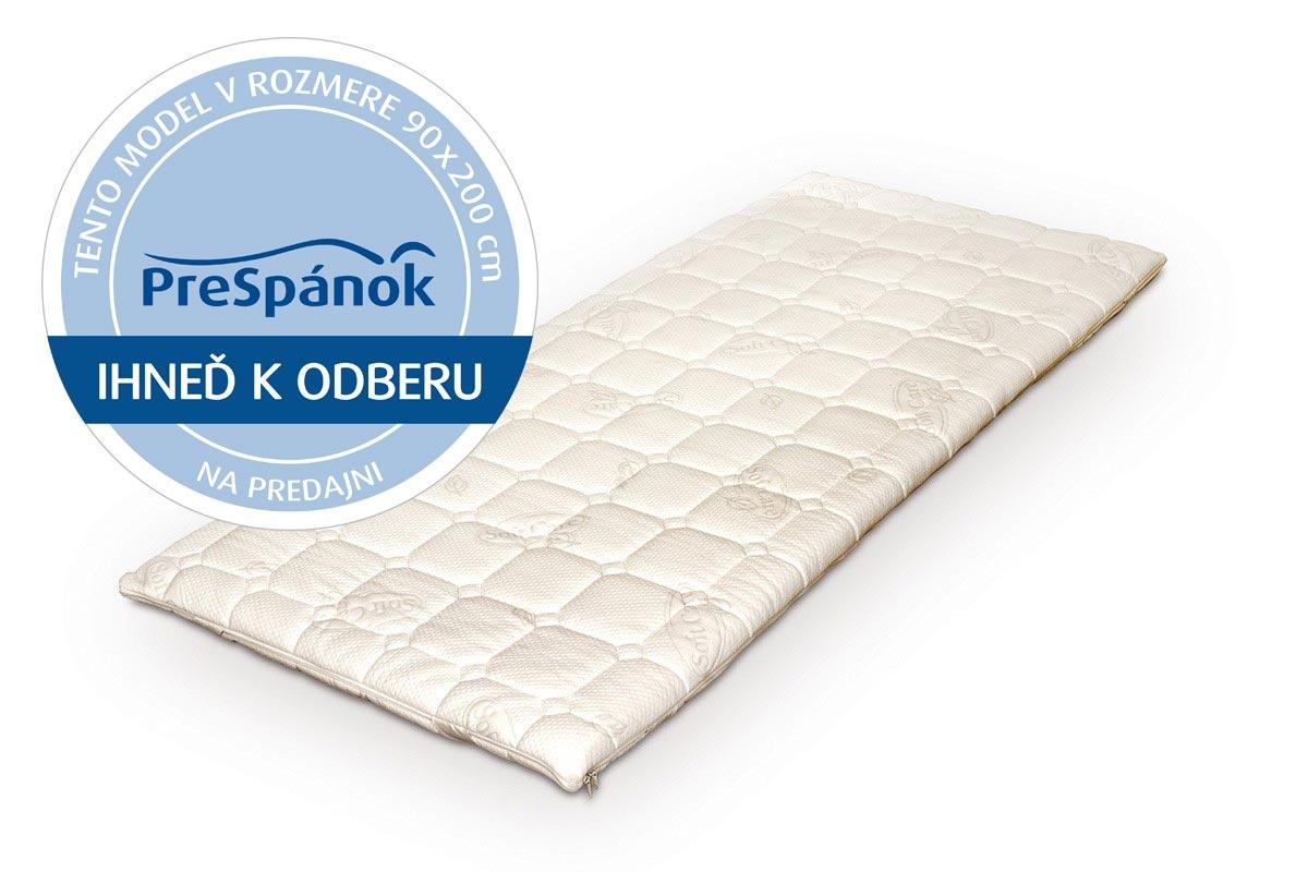 PerDormire Memory Topper - krycí matrac z lenivej peny 90x200 cm