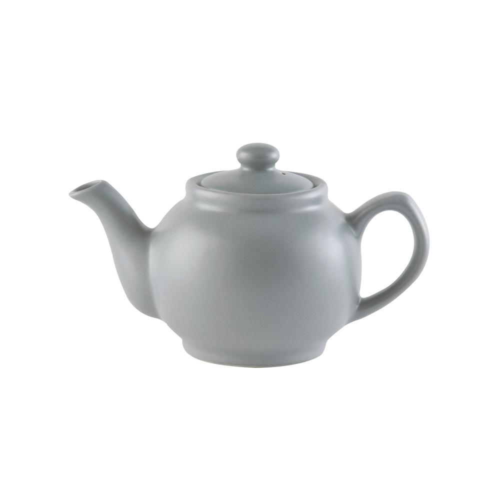 Sivá čajová kanvička Price & Kensington Speciality, 450 ml