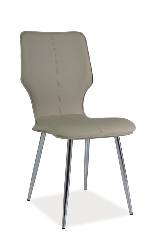HK-676 jedálenská stolička, mokka