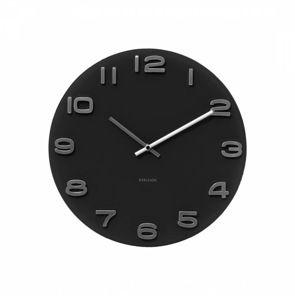 Karlsson 4401 Designové nástenné hodiny, 35 cm