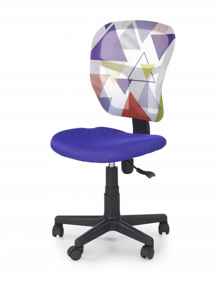 Detská stolička Jump (fialová)