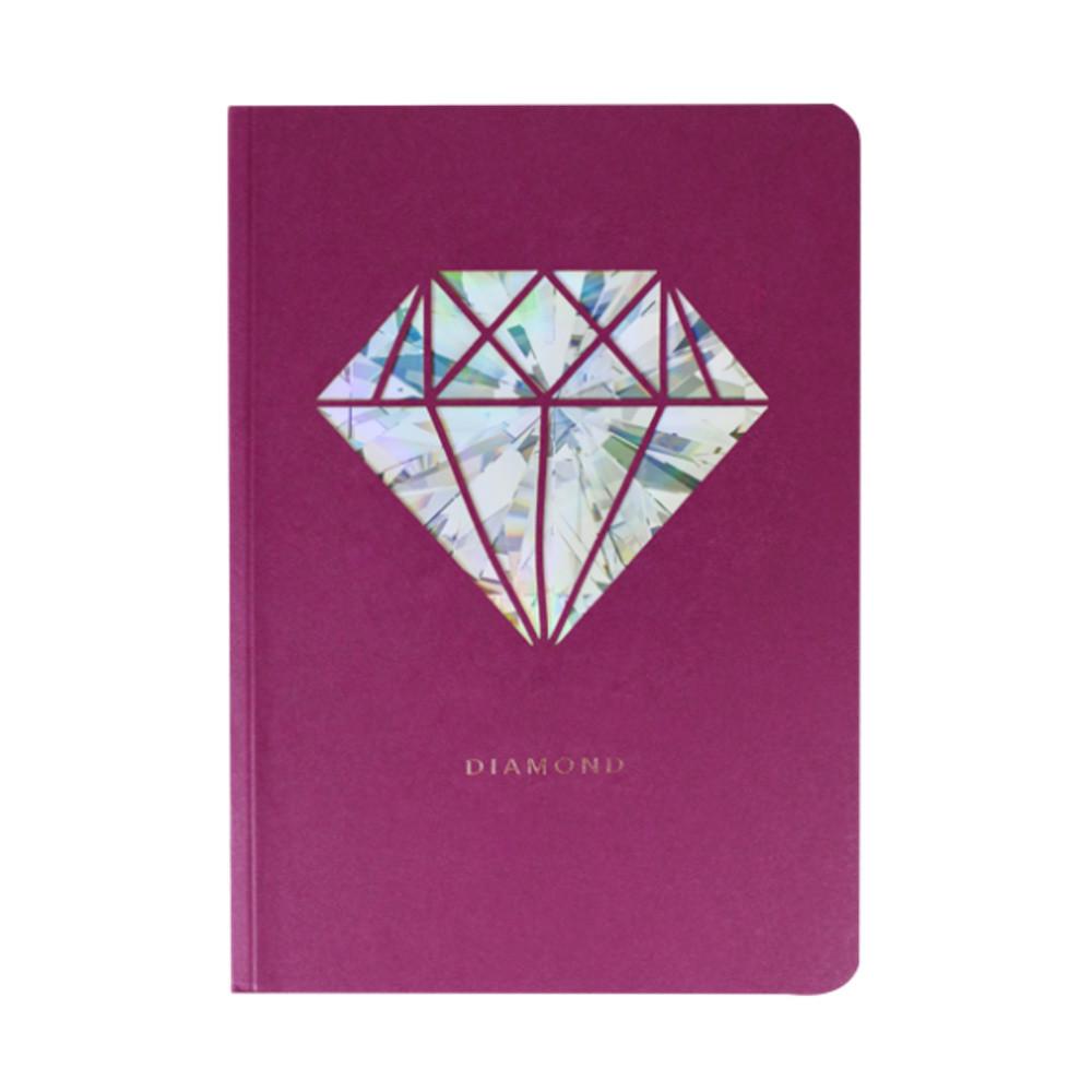 Zápisník A6 Portico Designs Diamant, 160stránok