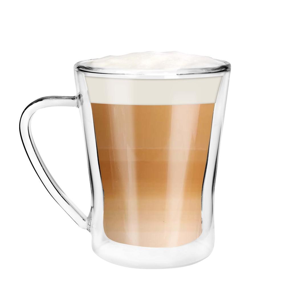 Dvojitý pohár Vialli Design Amo, 250 ml