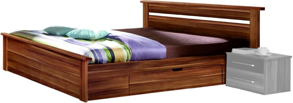Manželská posteľ 180 cm Dublin DU 52 (s úl. priestorom) *výpredaj