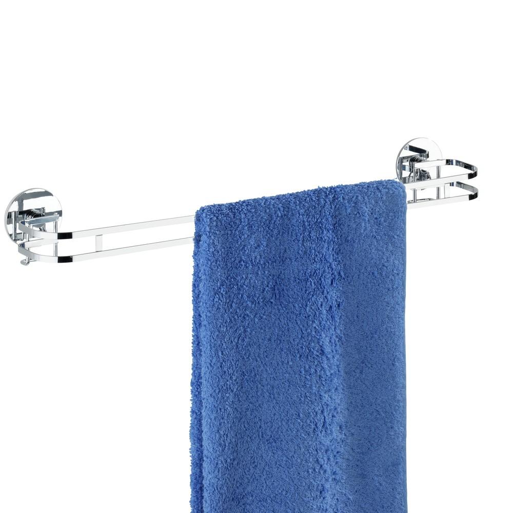 Samodržiaci vešiak na uteráky Wenko Turbo-Loc 52 cm, až 40 kg