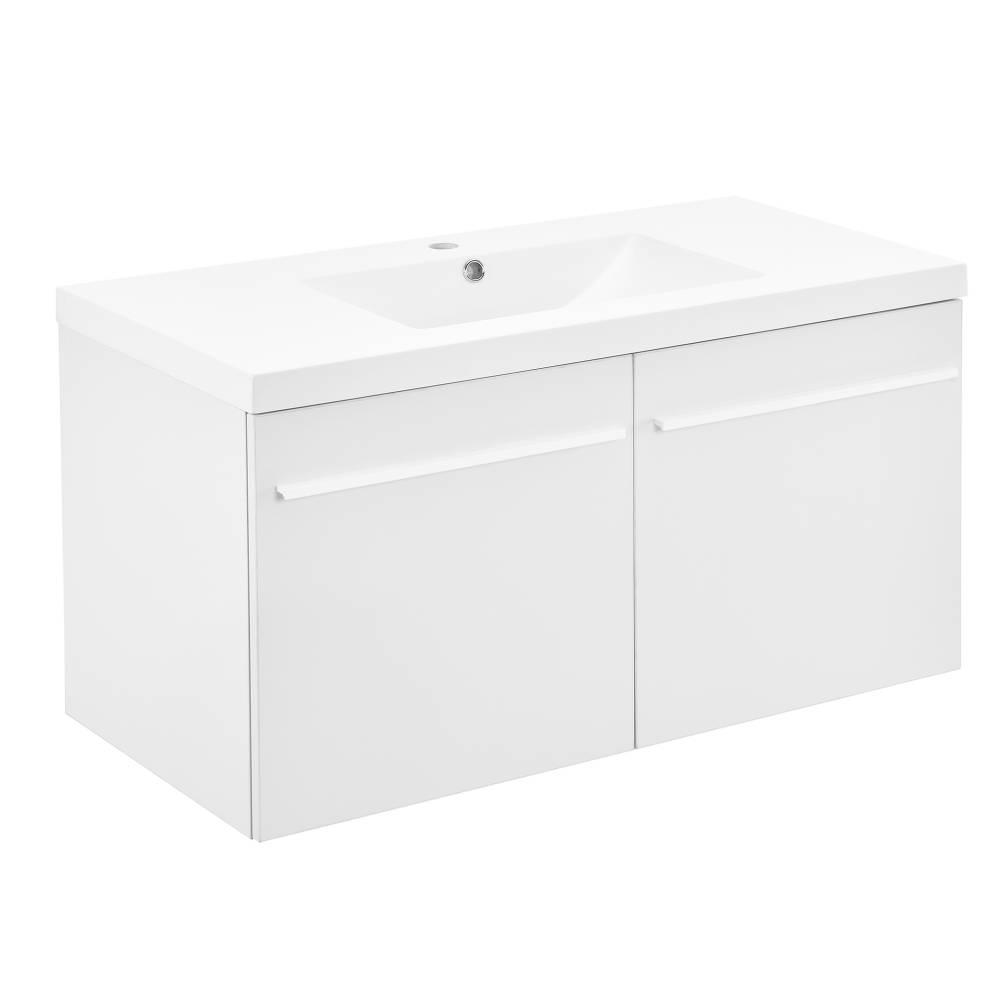 [neu.haus]® Kúpeľňová skrinka s umývadlom AAGH-7422