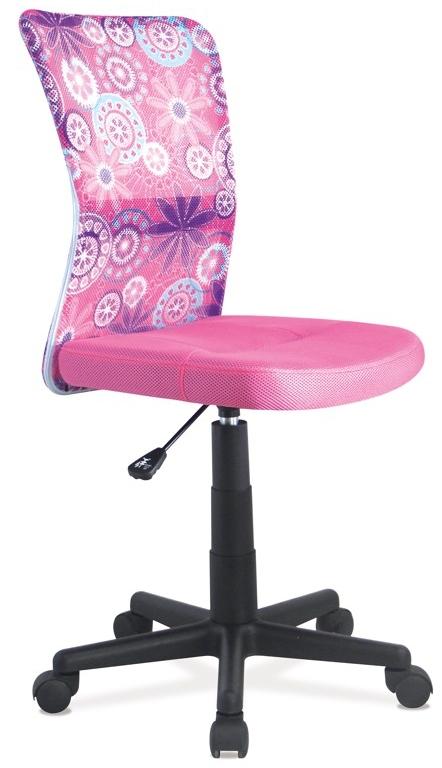 Detská stolička KA-2325 PINK