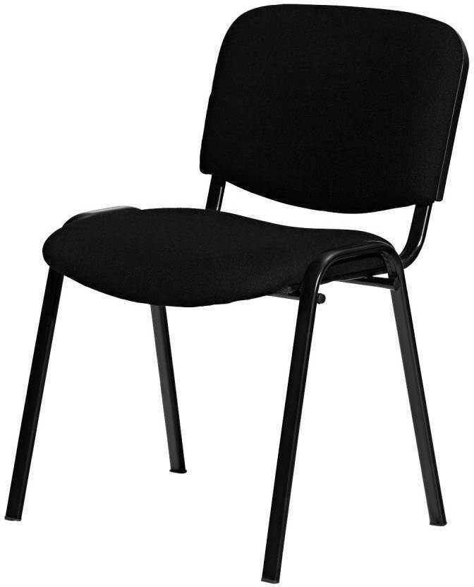 Stolička VISI čierna