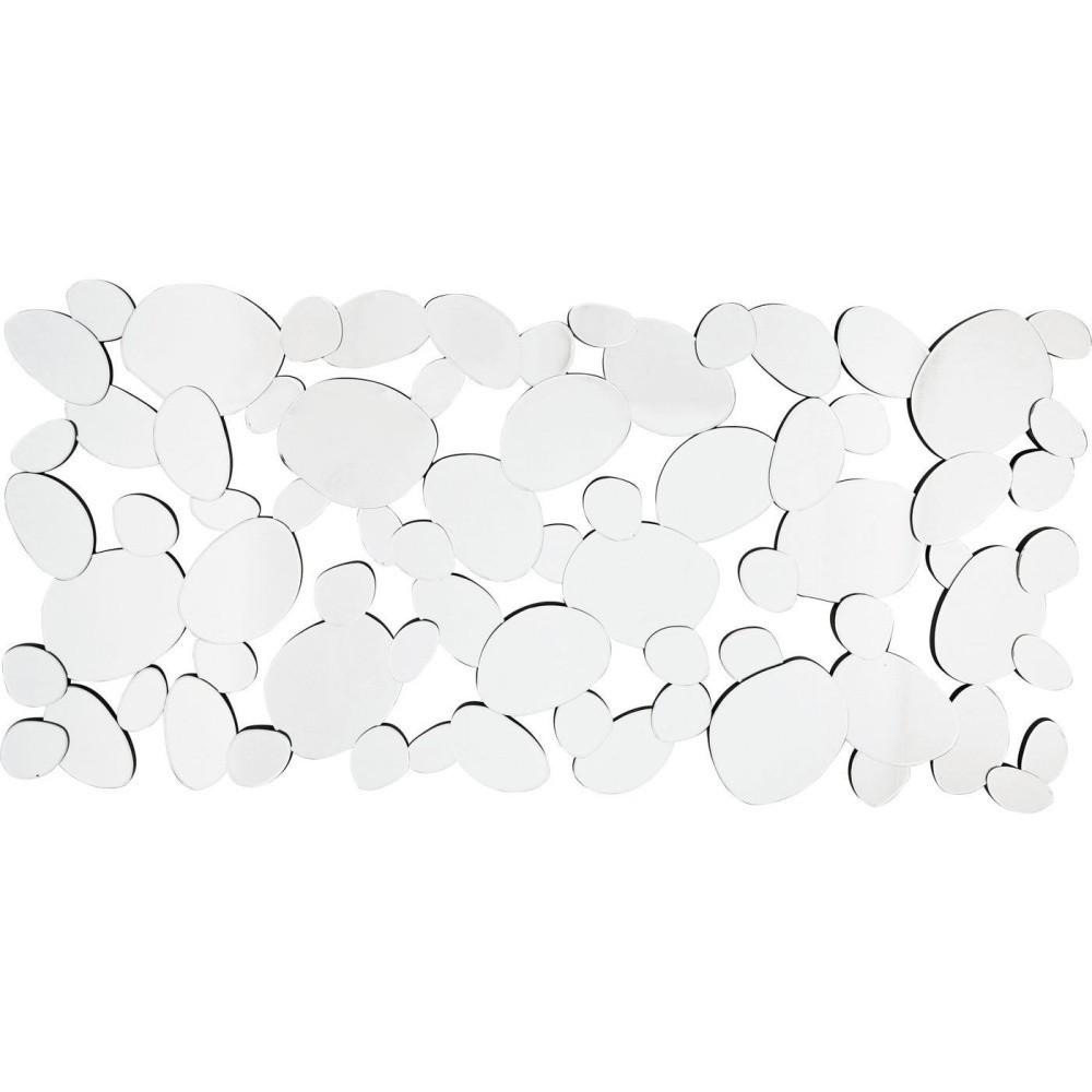 Zrkadlo Kare Design Spiegel Water Drops