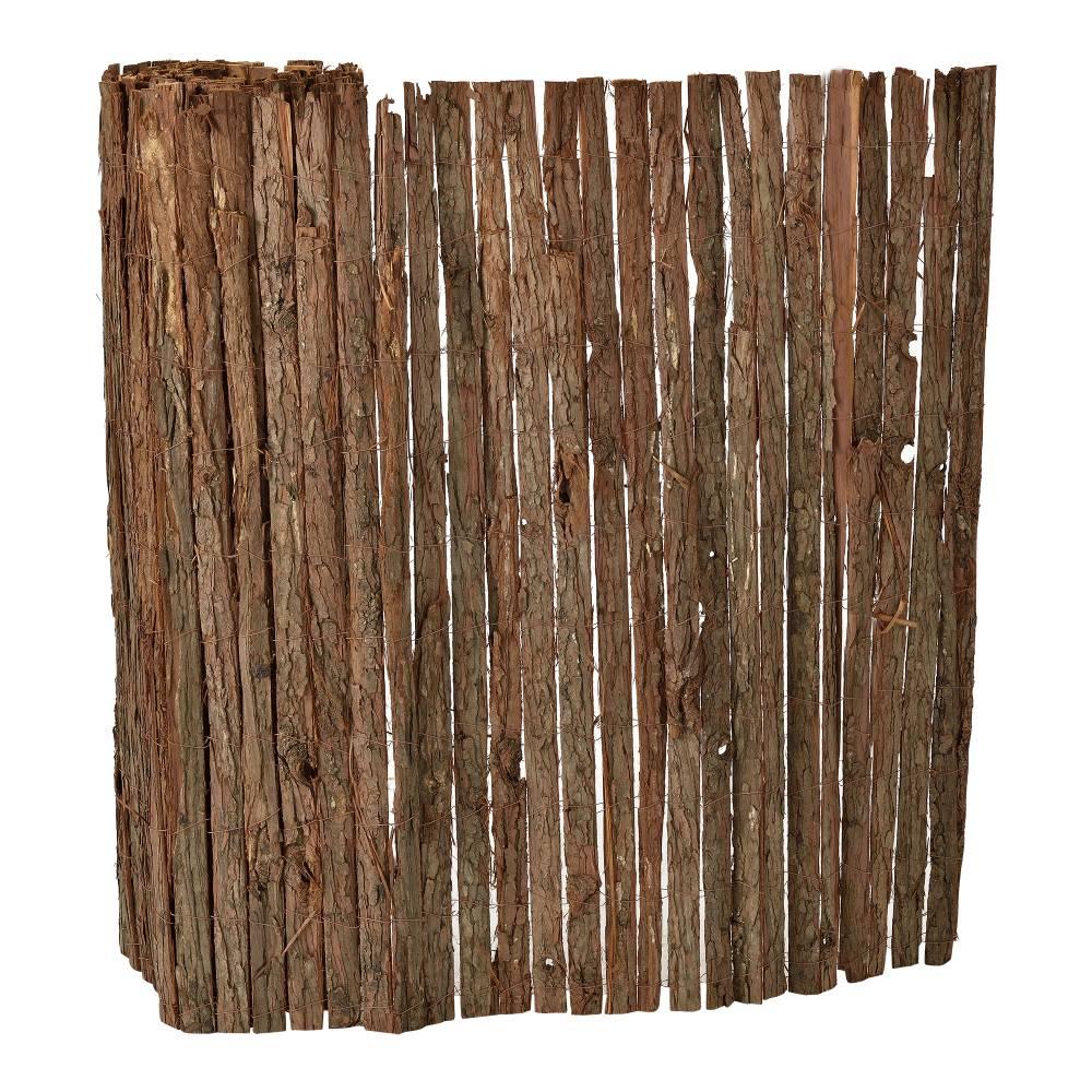 [casa.pro]® Vŕbový / tŕstený plot - clona - 1 x 5 m