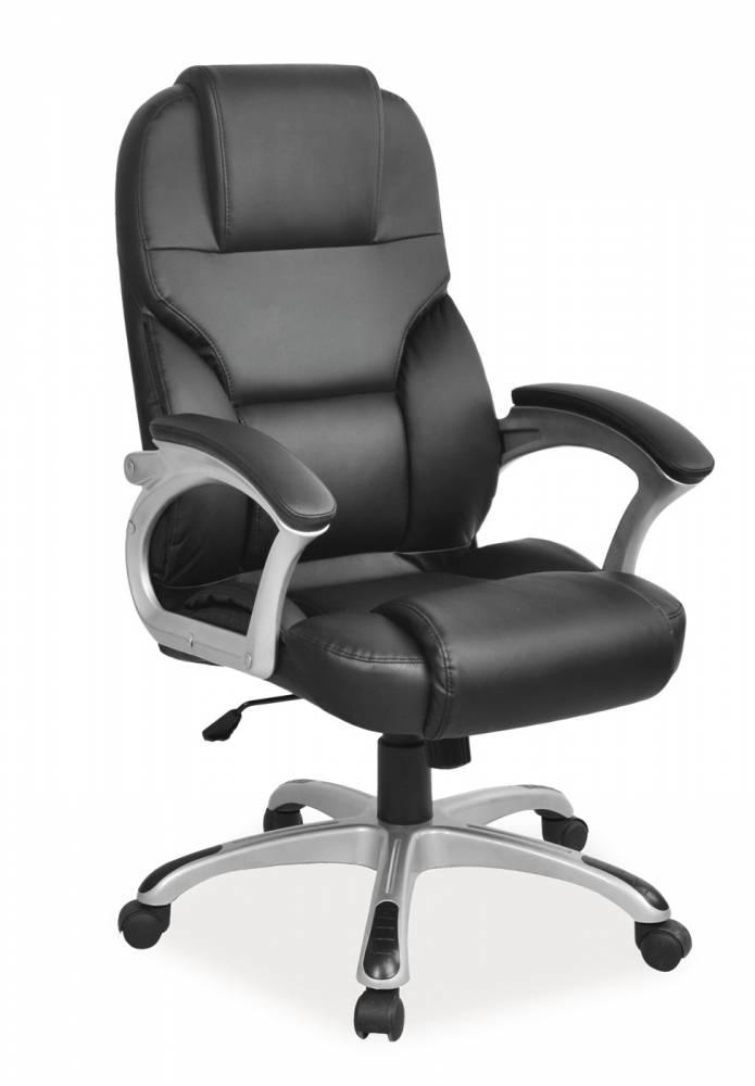Kancelárske kreslo Q-077 / čierna