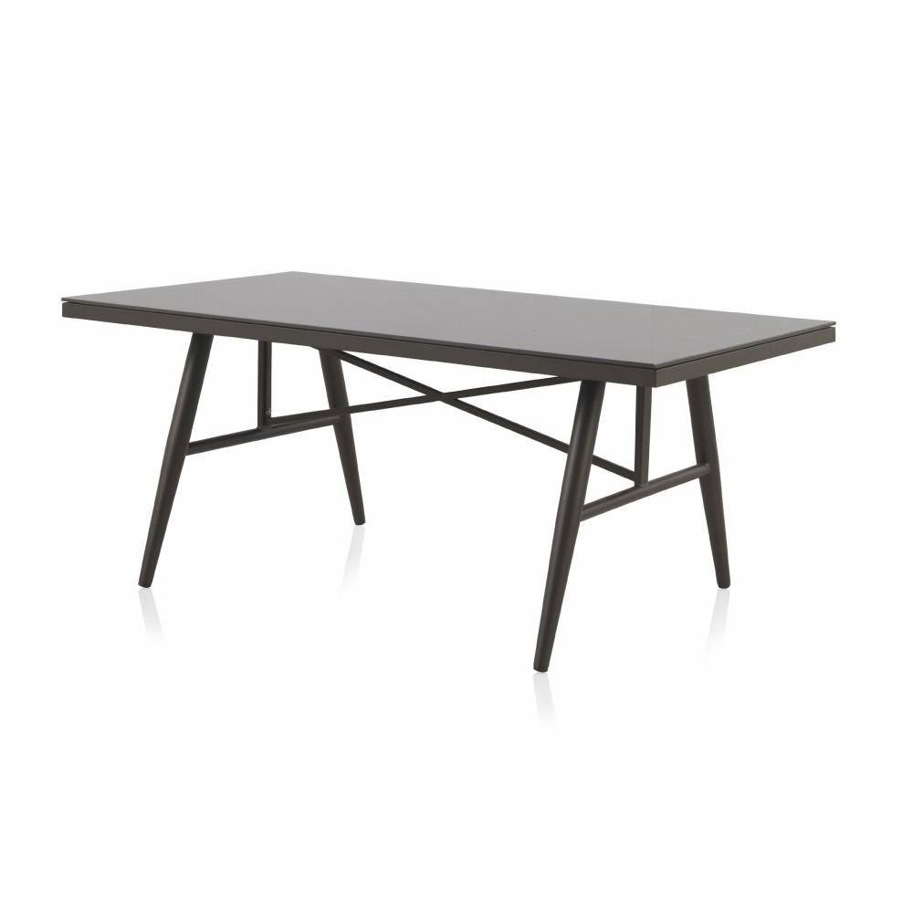 Záhradný jedálenský stôl Geese Johnny, 180 × 100 cm