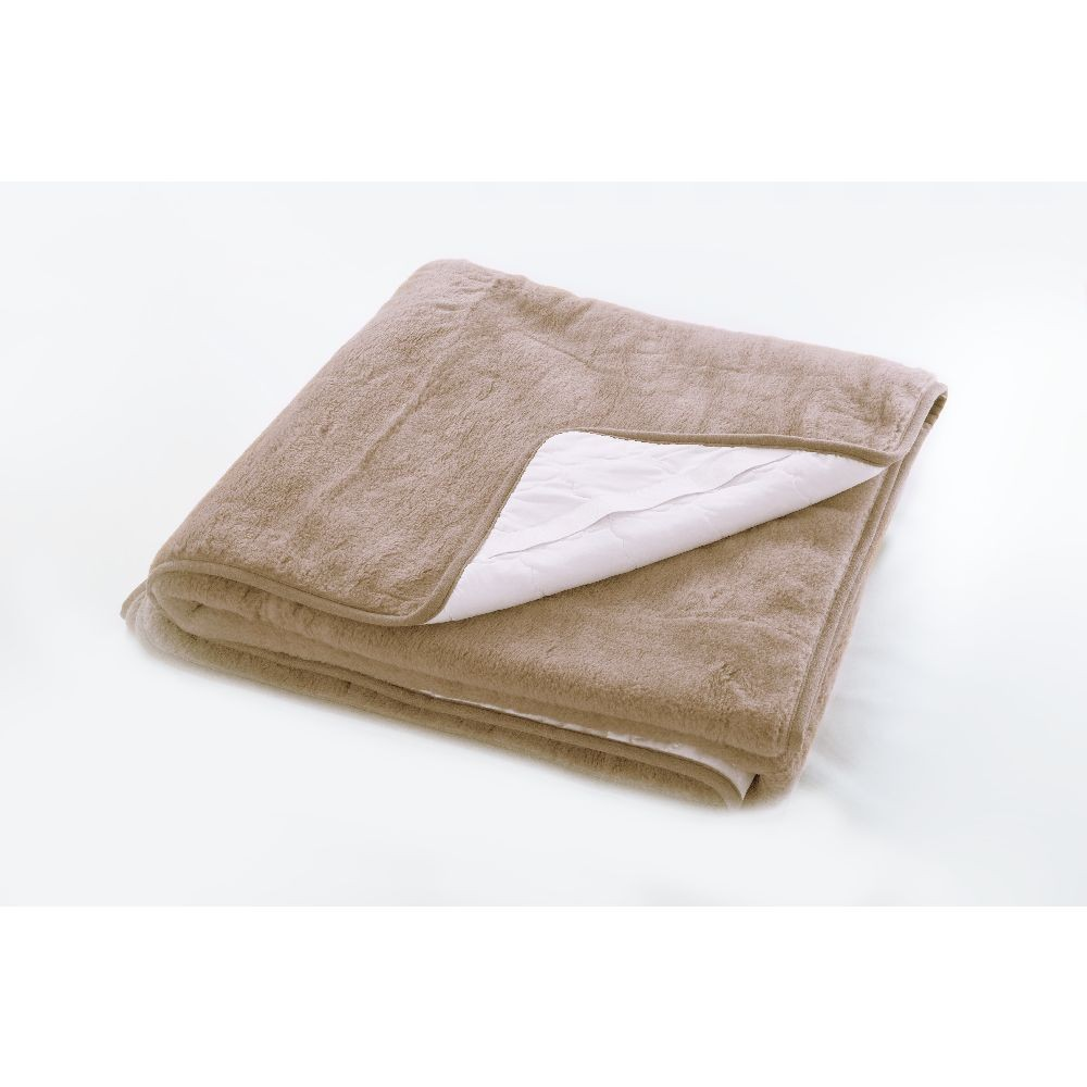 Vlnená deka Royal Dream Linda Brown, 90x200cm
