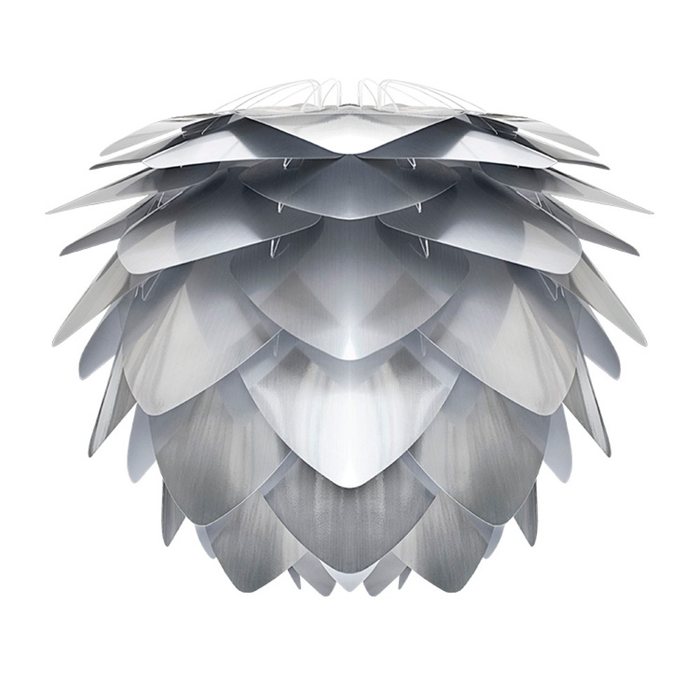 Sivé svietidlo VITA Copenhagen Silvia , Ø 45 cm