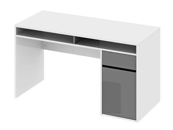 AGAT biely písací stôl