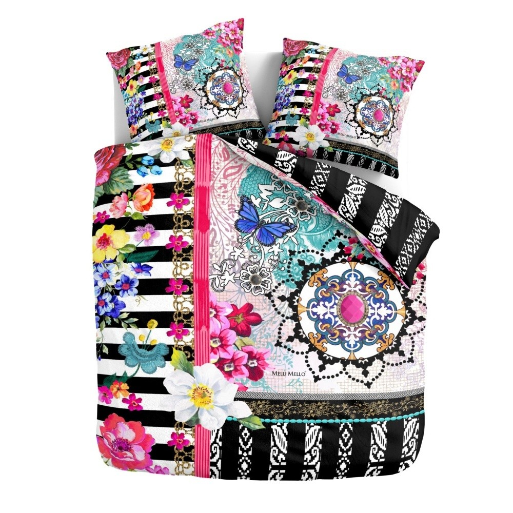 Obliečky na jednolôžko Melli Mello Nadine, 140×220 cm