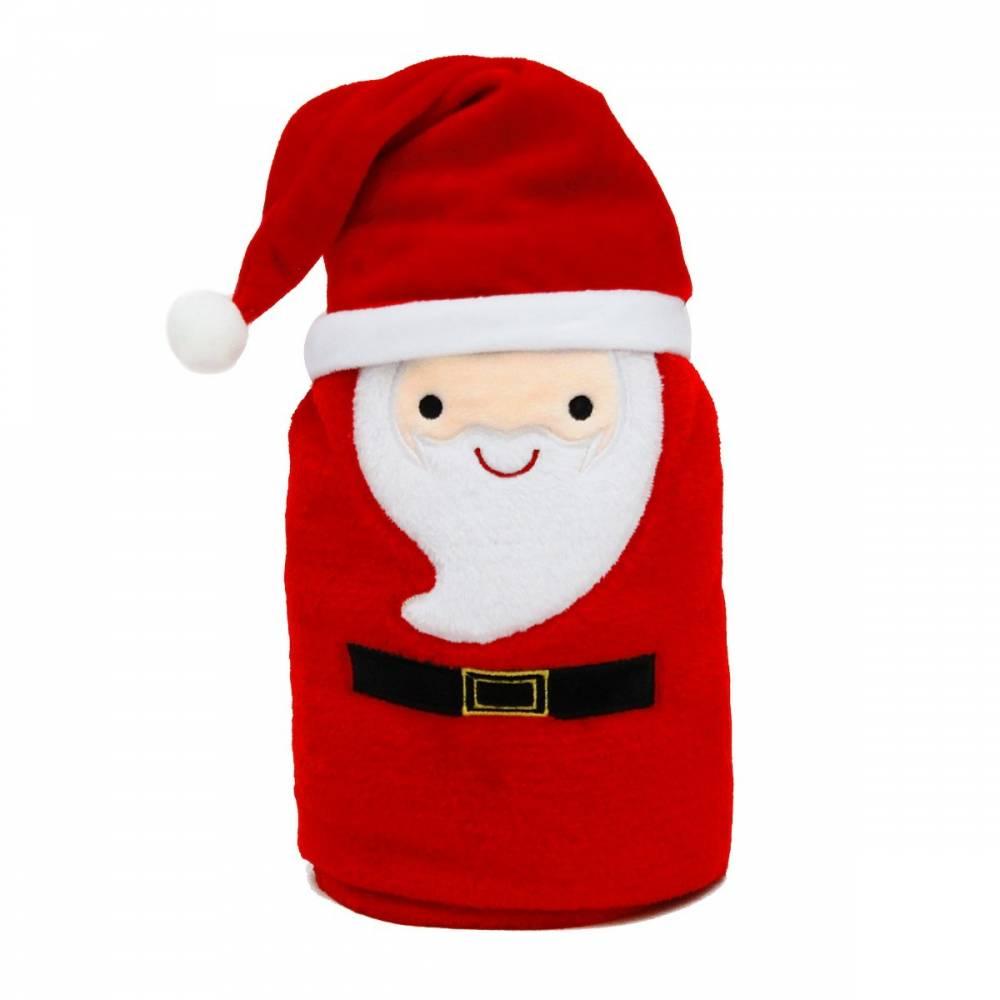 Domarex Vianočná deka Santa, 80 x 100 cm