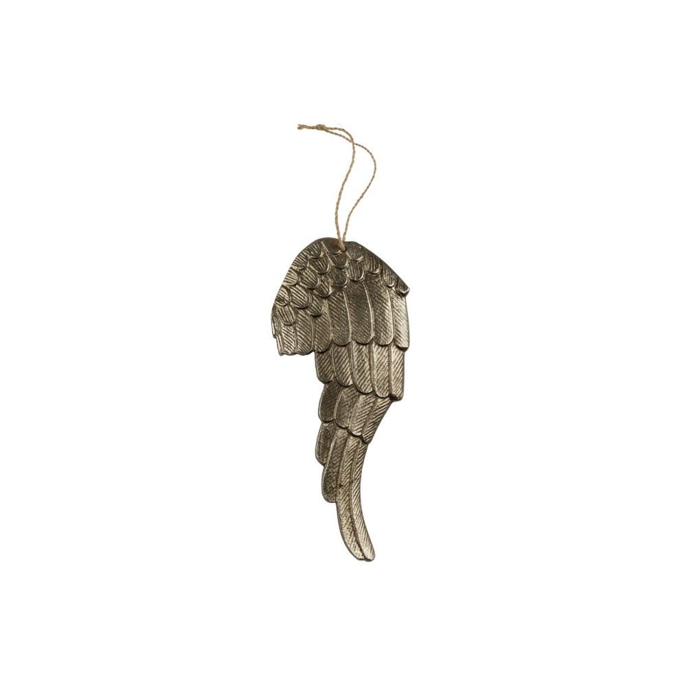 Kovová závesná dekorácia De Eekhoorn Angel